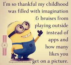childhood quotes im so thankful my childhood was filled