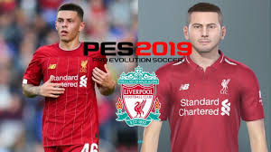 Adam Lewis Face Build PES 2019 (LIVERPOOL) - YouTube