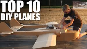 top 10 diy planes of 2016 flite test