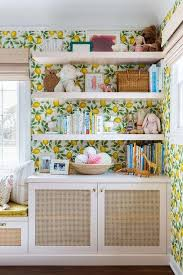 creating a focal point with wallpaper