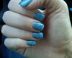 top 50 ideas of light blue nail designes