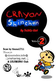 Truyện tranh online,đọc truyện online: Shin - Cậu bé bút chì - Tập 2