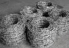 Barbed Wire Tkl Steel Corp