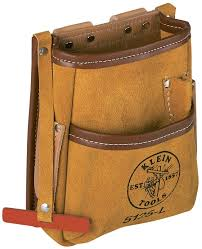 klein 5125l 5 pocket tool pouch