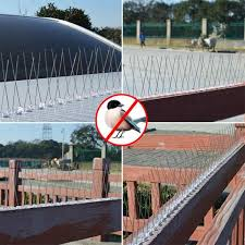 Anti Climb Spikes Fence Wall Security Spikes Bird Cat Repellent Prickle Strips Stainless Steel Bird Repellent Spikes Repellents Repellents Aliexpress