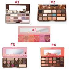 makeup chocolate bar eyeshadow palette