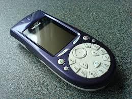Nokia 3650 | Micheline