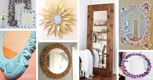 29 best diy mirror ideas and designs