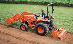 tractor rotary tillers answers to