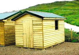 shed roof corrugated trusses sheets