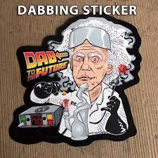Dabbing Stickers Dabpadz