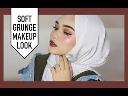 soft grunge makeup tutorial exciting