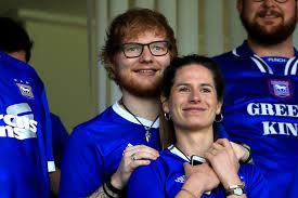 Ed Sheeran and wife Cherry Seaborn ...