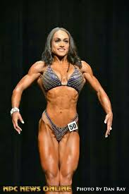 Myra Rogers Ifbb Pro (With images) | Muscle women, Fit life, Women