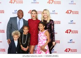 Byron Allen & Jennifer Lucas & Claire Holt & Olivia Allen & Chloe ...