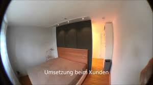 Begehbarer Cabinet Kleiderschrank Als Raumteiler In Einem