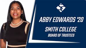 Abby Edwards '20 Named to Smith College Board of Trustees - Smith College  Athletics