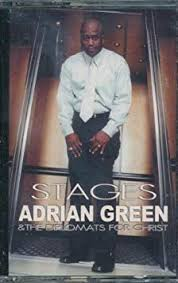 Adrian Green & Diplomats for C - Stages - Amazon.com Music