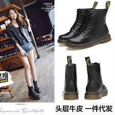 boots women s full grain leather