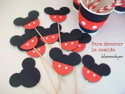 Recuerdos De Cumpleanos De Mickey Mouse Imagui