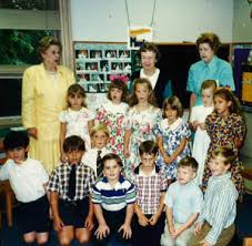 Learning to be Reverent: a look at the Kindergarten Sunday School Class -  First United Methodist Church