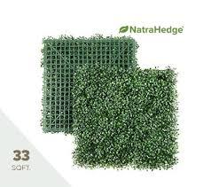 Natrahedge Artificial Hedge Mat Rolls Lattice
