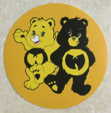 Wu Tang Clan Vinyl Sticker Decal Care Bears Black And Yellow Pittsburgh Steelers Ebay