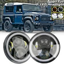 led halo headlights e marked rhd