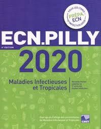 ECN PILLY 2020 Maladies Infectieuses et Tropicales Cmit alinea plus