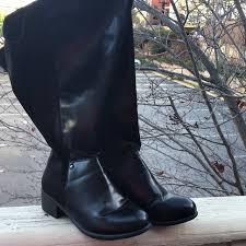 lane bryant shoes black wide calf