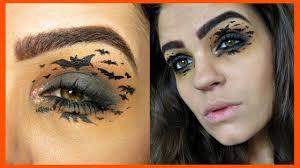 bat halloween makeup tutorial you