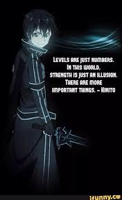 anime quotes related to gaming fom sao video games amino