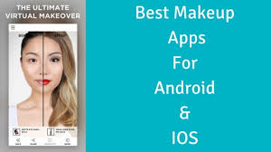 best makeup apps for android ios