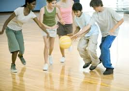 fun physical education games for high