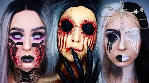 scary halloween makeup ideas you