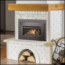 lopi radiant plus small gas log fire