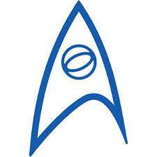 Star Trek Science Fleet Insignia Badge 6 Vinyl Decal Car Window Sticker V1 Ebay