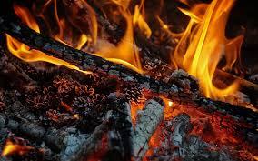 تحميل خلفيات نار النار النيران المشتعلة الفحم عريضة