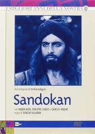 Amazon.com: Sandokan (3 Dvd): kabir bedi, philippe leroy, sergio ...