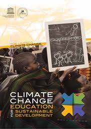 climate change education for sustainable development the unesco