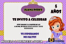 12 Princesa Tarjetas De Invitacion Cumpleanos Cumpleanos Infantil