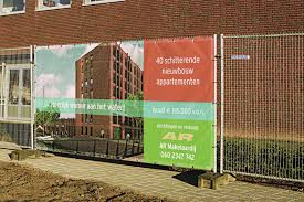 Advertising Opportunities Using Your Temporary Construction Site Fencing