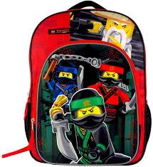 LEGO Backpack Movie - Ninjago Movie School Bag 175025: Amazon.co ...