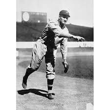 Walter Johnson (1887-1946) Nwalter Perry Johnson Known As The Big Train  American Baseball Player Pitcher For The Washington Senators Photograph  Early 20Th Century Rolled Canvas Art - (24 x 36) - Walmart.com - Walmart.com