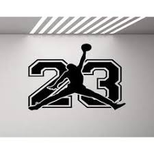 Jordan Michael Jordan Air Vinyl Car Decal Sticker