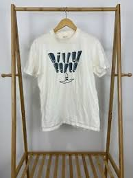 Rare Vtg Dillon Fence Band Tour Promo White Short Sleeve T Shirt Size L Usa Ebay