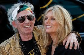 Keith Richards and Patti Hansen | Rock Solid | Purple Clover