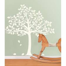 Silhouette Tree Kit Wall Decals Wallpops For Baby Peel And Stick Wall Art