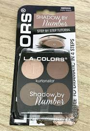 brainy beauty eyeshadow 4 pan palette