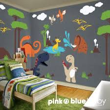 Wall Decal Dinosaur Nursery Kids Wall Decal Nursery Wall Etsy In 2020 Playroom Wall Decals Playroom Wall Kids Wall Decals